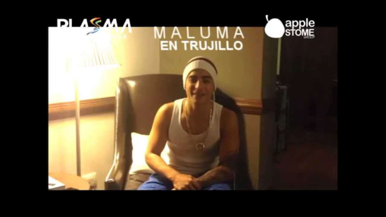 Maluma en Trujillo