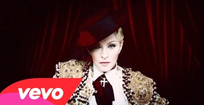 Madonna lanza disco Rebel Heart
