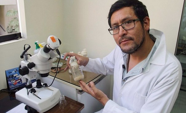 vida cientifico peruano: