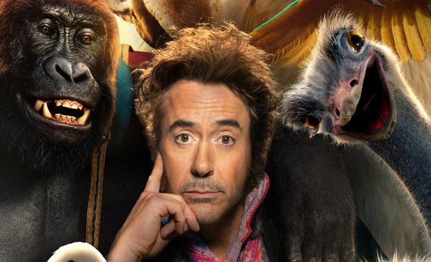 Actor Robert Downey Jr. emprende un nuevo proyecto al convertirse en el Dr. Dolittle