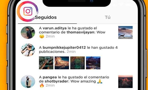 """Instagram ha eliminado la pestaña """"Siguiendo"""" de su aplicación"""