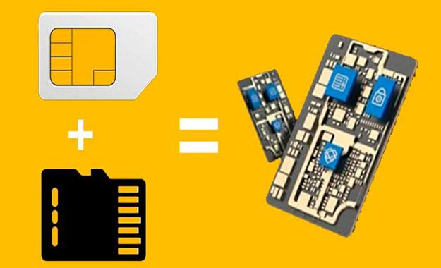 Xiaomi trabaja en una tarjeta SIM 5G que también funciona como microSD